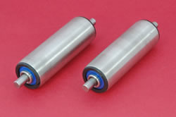 Conveyor roller - 38mm Stainless Steel Roller